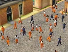 Видеоигры в тюрьме улучшают поведение заключённых