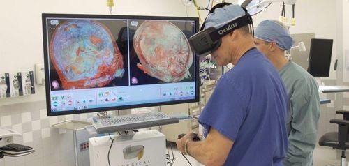 Виртуальная реальность для онкологии и психиатрии