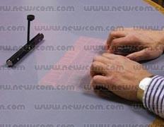 Vkey: виртуальная клавиатура для печати в разрежённом воздухе