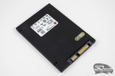 Вместимость накопителя kingston wi-drive достигла 128 гб