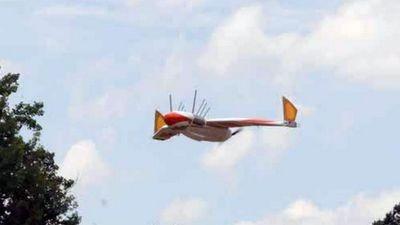 Вмс сша создали беспилотник, способный и плавать, и летать