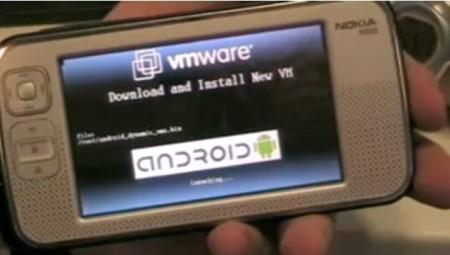 Vmware виртуализирует смартфоны