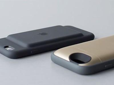 Внешний вид apple smart battery case вызвал много вопросов