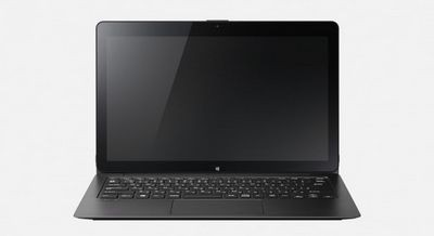 Возвращение vaio: транcформируемый ноутбук vaio z canvas будет продаваться за пределами японии
