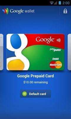 Всемогущий google wallet (и другие цифровые кошельки)