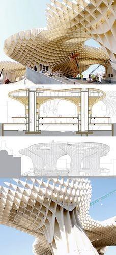 Всевилье построено крупнейшее сооружение из дерева