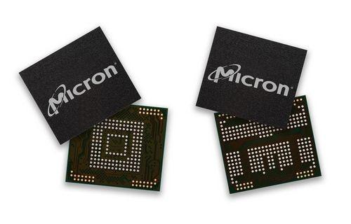 Выпущены чипы памяти для смартфонов с рекордной плотностью и производительностью