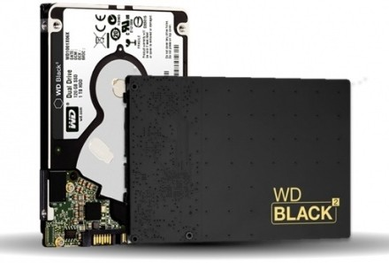 Wd представила первый в мире гибрид из жесткого диска и ssd