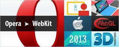 """Webkit в """"опере"""": какое будущее ждёт независимый браузер"""