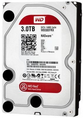 Western digital выпустила накопители для nas-серверов начального уровня