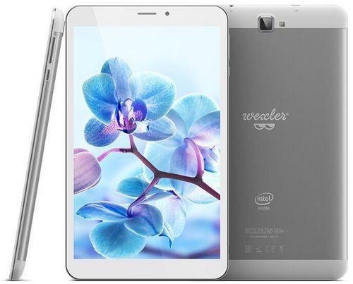 Wexler анонсировала новый планшет на платформе intel atom x3