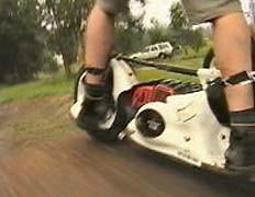 Wheelman: вставляйте ноги в колёса