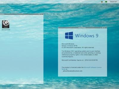 Windows 9 окончательно завершит эпоху windows xp