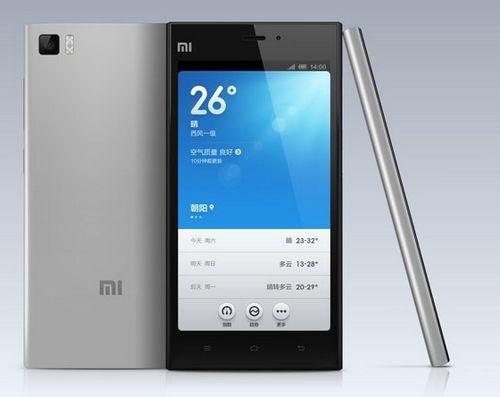 Xiaomi mi3 (miphone 3) представлен официально