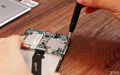 Xiaomi redmi pro разобрали на части