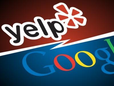 Yelp обвиняет google в осознанном ухудшении результатов поисковой выдачи