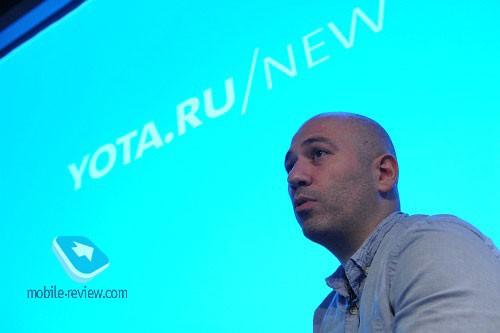 Yota lte: тестовые запуски в москве