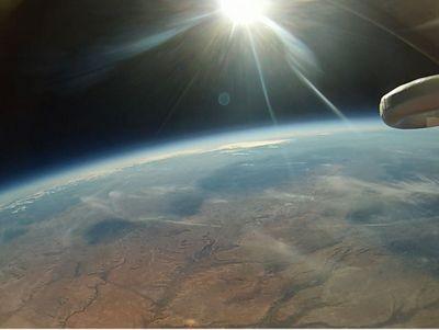 Зачем google запускает воздушные шары в стратосферу?